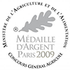 Medaille argent 2009